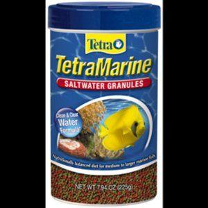 TetraMarine Saltwater Granules